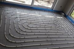 Fußbodenheizung Fingerhaus